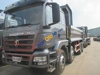 Bán xe tải Shacman năm sản xuất 2015, màu xám, nhập khẩu