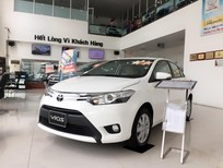 Cần bán Toyota Vios E 2018, màu trắng