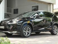 Cần bán gấp Lexus NX 200T Fsport năm sản xuất 2015, màu đen, nhập khẩu