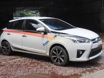 Bán ô tô Toyota Yaris G 1.3AT sản xuất 2015, màu trắng, nhập khẩu Thái Lan số tự động
