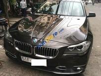 Cần bán lại xe BMW 5 Series 528i đời 2015, màu nâu, xe nhập