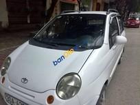 Bán Daewoo Matiz MT 2005, màu trắng