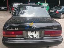 Cần bán xe Toyota Crown 3.0 đời 1995, màu đen, nhập khẩu nguyên chiếc