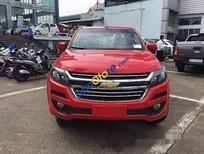 Bán Chevrolet Colorado 2.5 LT 4X4MT năm 2017, màu đỏ, 649 triệu