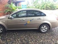 Cần bán xe Daewoo Lacetti năm sản xuất 2009, màu vàng
