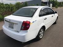 Bán ô tô Daewoo Lacetti SE đời 2011, màu trắng, xe nhập xe gia đình, giá 237tr