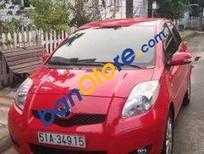 Bán Toyota Yaris AT đời 2011, màu đỏ chính chủ, giá tốt