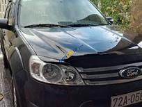 Bán Ford Escape SLX sản xuất năm 2009, màu đen còn mới, giá tốt