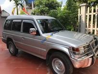 Bán Mitsubishi Pajero sản xuất năm 1993, màu bạc, xe nhập, 138 triệu