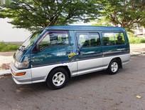 Bán ô tô Mitsubishi L300 đời 2001, màu xanh lam xe gia đình