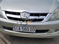 Bán Toyota Innova 2.0G đời 2006, màu bạc số sàn