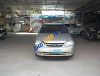 Bán Daewoo Lacetti MT năm sản xuất 2009, màu bạc