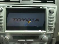Bán gấp Toyota Camry 2.4G đời 2012, màu bạc xe gia đình, 760 triệu