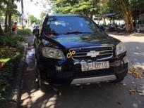 Cần bán Chevrolet Captiva LT năm sản xuất 2008, màu đen