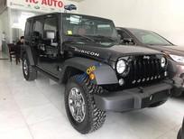 Cần bán xe Jeep Wrangler Rubicon năm 2017, màu đen, nhập khẩu nguyên chiếc
