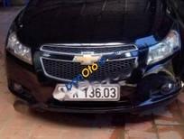 Cần bán xe Chevrolet Cruze đời 2010, màu đen, 305tr