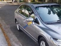 Bán xe cũ Honda Civic 2.0AT đời 2010, màu bạc xe gia đình