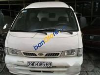 Bán xe cũ Kia Pregio đời 2002, màu trắng, nhập khẩu nguyên chiếc, giá 125tr