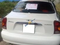 Cần bán Daewoo Lanos SX sản xuất 2002, màu trắng chính chủ, 110tr