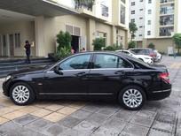 Cần bán Mercedes Benz C200 đời 2009, màu đen, xe Việt Nam
