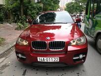 Bán ô tô BMW X6 2008, màu đỏ, nhập khẩu chính hãng, giá tốt