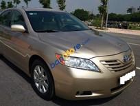 Cần bán Toyota Camry 2.4 LE đời 2007, màu vàng cát