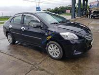 Bán Toyota Vios 1.5E đời 2011, màu đen chính chủ