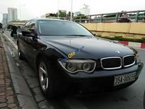 Cần bán lại xe BMW 7 Series 735i sản xuất 2004, màu đen, nhập khẩu