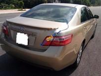 Bán xe Toyota Camry 2.4 LE đời 2007, màu vàng, nhập khẩu