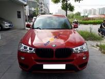 Bán BMW X3 xDrive20i đời 2016, màu đỏ, nhập khẩu số tự động