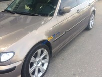 Cần bán xe BMW 3 Series 325i sản xuất 2003, màu nâu