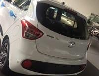 Bán ô tô Hyundai Grand i10 đời 2020, màu trắng, tặng 4 món phụ kiện
