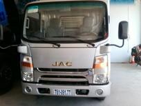 xe tải jac 4 tấn 9 đầu vuông mới nhất