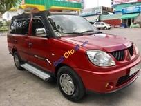 Xe Mitsubishi Jolie năm 2005, màu đỏ còn mới