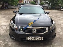 Cần bán gấp Honda Accord sản xuất năm 2008, màu đen