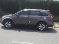 Bán Honda CR V 2.4AT đời 2013, màu nâu, xe nhà trùm mềm ít xài đẹp long lanh