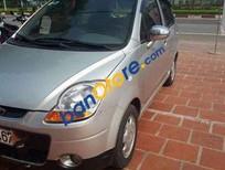 Cần bán gấp Daewoo Matiz MT đời 2008, màu bạc chính chủ giá cạnh tranh