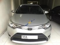 Cần bán Toyota Vios G đời 2014, màu bạc, giá chỉ 520 triệu