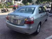 Bán Toyota Vios 1.5G đời 2010, màu bạc số tự động, 425 triệu