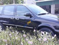 Cần bán xe cũ Kia Carnival đăng ký 2007, màu đen
