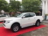 Cần bán xe Mitsubishi Triton số sàn 2018, màu trắng, nhập khẩu, giá chỉ 595 triệu