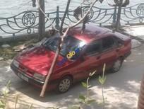 Bán xe Fiat Tempra 126 đời 1996, màu đỏ, hình thức còn tốt, cửa kính điện