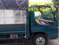 Xe tải Ollin 345 máy isuzu 2.4 tấn vào thành phố, xe tải máy isuzu 2.4 tấn, xe tải 2t4 trả góp, xe tải Thaco 2.4 tấn
