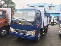Bán xe JAC HFC G đời 2017, màu xanh lam