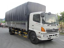 Bán xe tải Hino 8.35 tấn đời 2016, màu trắng, nhập khẩu giá cạnh tranh, hỗ trợ trả góp cao