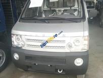 Bán xe tải nhỏ Dongben 810kg sản xuất năm 2017, màu bạc