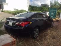 Bán xe Hyundai Sonata AT đời 2011, màu đen, xe nhập