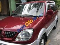 Cần bán xe Mitsubishi Jolie MPI năm 2004, màu đỏ, 210 triệu