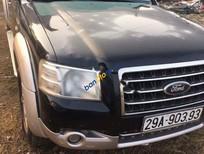 Cần bán lại xe Ford Everest 2.5MT sản xuất 2009, màu đen