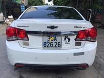 Bán xe Chevrolet Cruze 1.8LTZ đời 2015, màu trắng